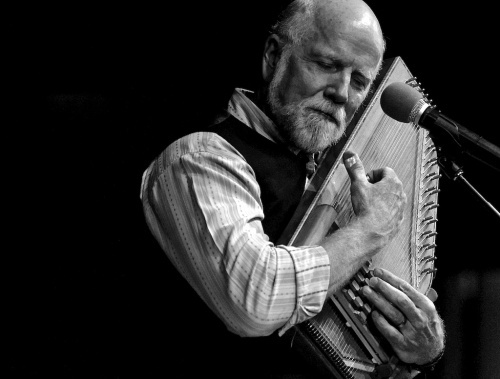 Singer, songwriter, storyteller, and multi-instrumentalist John McCutcheon.