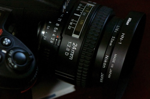 I avoided this lens for many years. Now it seems to be rekindling my passion for photography.